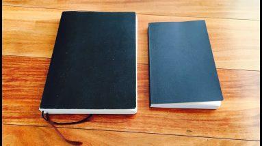 Nanami Seven Seas Writer v Cafe Note Comparison