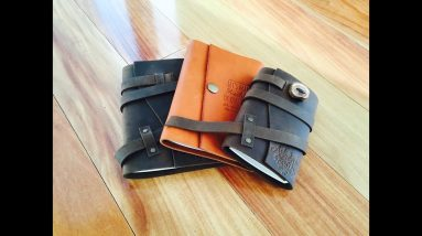Portland Leather Goods Notebook Review