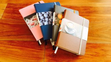Red Co Impressions Notebook Collection