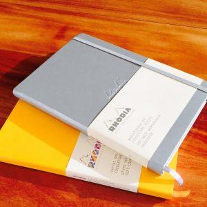 Rhodia Dotgrid Notebooks