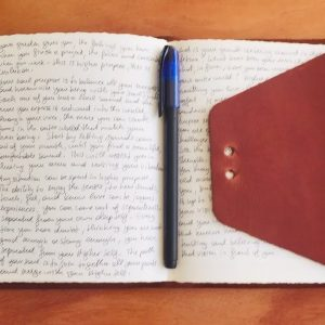 Rustico Courier Notebook DURABILITY