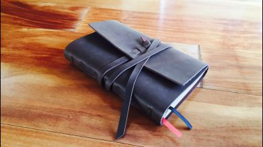 ThoughtSpace Leather Journal Review