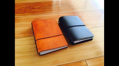 X17 vs Passport Travelers Notebook Comparison