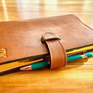 Epica Leather Journal Review + DISCOUNT CODE!!