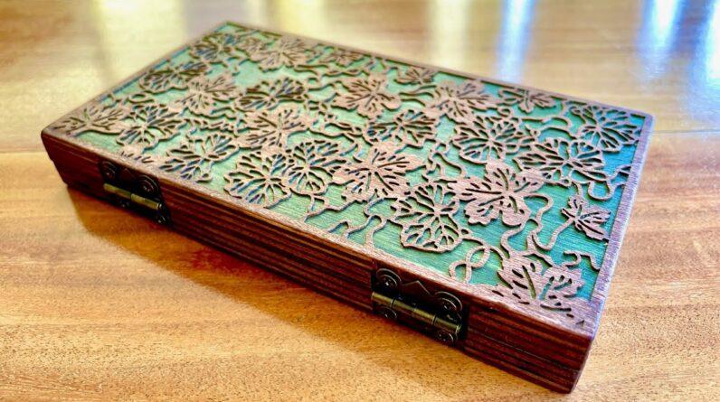 My Comfort Book - Wooden Notebook Review