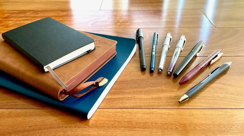Favorite Pens for Journaling!!