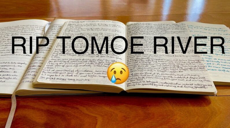 The END of Tomoe River Paper!?!? What???